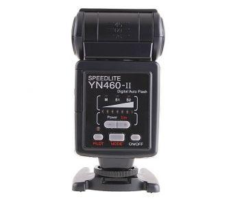 Speedlite Flash Camera For Canon Nikon Pentax YONGNUO YN460-II