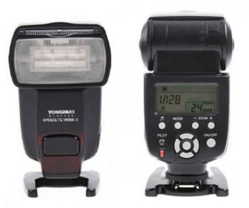 Yongnuo YN-560 Speedlight Flash for Canon and Nikon- Free shipping