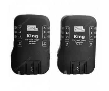 PIXEL King E-TTL II Wireless Flash Trigger for Nikon