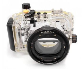 40M waterproof case underwater housing for Canon S110