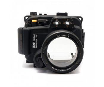 40M waterproof case underwater housing for Sony NEX-5R 16-50/18-55