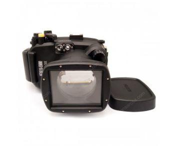 40m Meikon Sony NEX6 underwater housing waterproof case 16-50/18-55