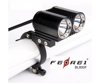FEREI BL800C 2 x Cree XP-G R5 680lm 3-Mode White Bicycle Light