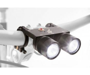 FEREI BL-800F 2 x Cree XM-L T6 1560lm 3-Mode White Bicycle Light