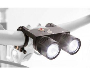 FEREI BL-800F 2 x Cree XM-L T6 1560lm 3-Mode White Bicycle Light