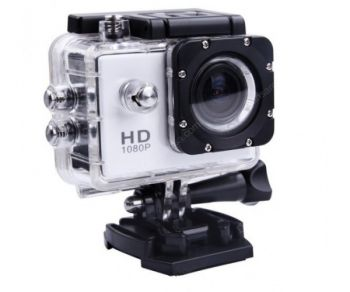 720P Wide Angle Waterproof Sports Action Camcorder DVR