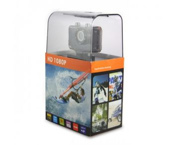 WIFI G386 1080P HD 30M Waterproof Sports Action Camera Camcorder DVR Support Control By Phone Tablet PC