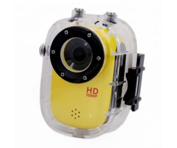 FHD 1080P 60M waterproof Screen G-sensor Sport Action Camera Camcorder DVR