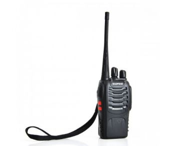 2 x 2-Way Radio BaoFeng BF-888S Portable Handheld Walkie Talkie UHF 5W 16CH