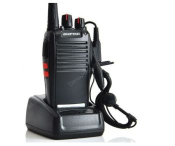 "BAOFENG UV-5R Dual Band UHF/VHF Radio Transceiver Walkie Talkie 1.5"" LCD 5W 136~174MHz / 400~520MHz"