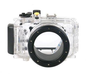 40m Waterproof Case Underwater Housing for Panasonic GF6 14-42