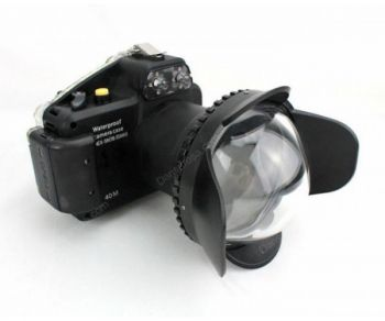 40M Waterproof case underwater housing for Canon G16