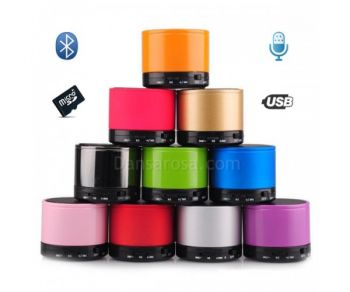 S10 Portable wireless Mini Bluetooth Speaker Support TF Card Handsfree MIC