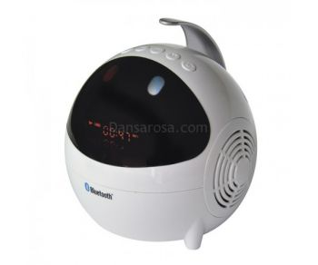 Portable Robot Bluetooth Speaker MP3 Player Support TF FM MP3 U disk