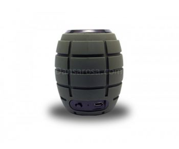 Gymsong Grenade Mini Bluetooth Speaker Outdoor MP3 Player Support SD USB