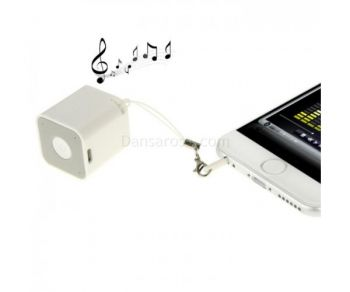 Smart box Mini Bluetooth Speaker MP3 Player Handsfree Mic