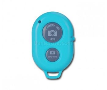 Bluetooth Remote Control Camera Shutter For iPhone & Samsung