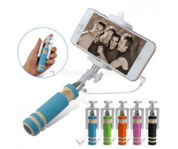 Super Mini Selfie Stick Extendable Monopad
