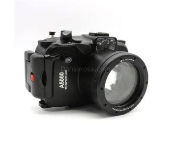 40m Meikon Sony A5000 Underwater Housing Waterproof Case 16-50