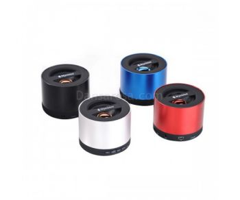 N9 Mini Portable Bluetooth Speaker With MIC FM TF Card Slot