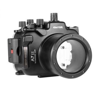 40M Meikon Sony A7II underwater housing waterproof case 28-70