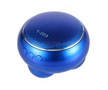 Portable Mini Bluetooth Speaker Subwoofer T2059