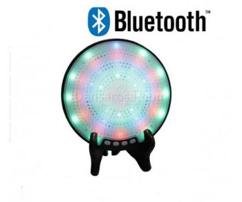 JHW-V315 UFO LED Light Bluetooth Speaker Sound Box Support FM AUX TF Card Play
