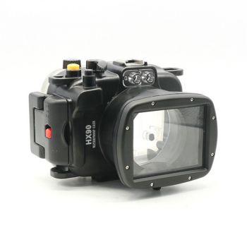 40m Meikon Sony HX90/HX90V Underwater Housing Waterproof Case