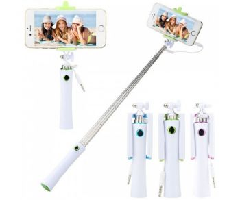 Slim Waist Selfie Stick Handheld Monopod For Iphone & Android Cellphone