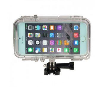 "1m waterproof dirtproof snowproof case housing for Iphone 6 6s 4.7"""