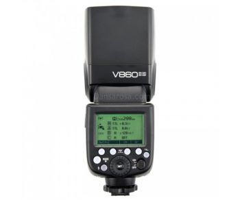 Godox V860II-S i-TTL HSS 2.4G Li-ion Battery Flash Speedlite for Sony Camera