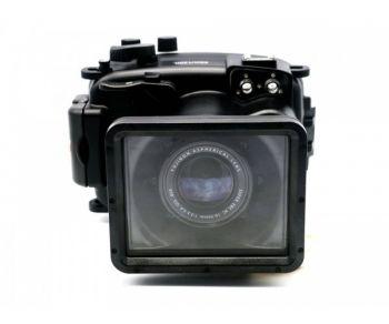 40m Meikon FujiFilm X-A2 Underwater Housing Waterproof Case 16-50mm lens
