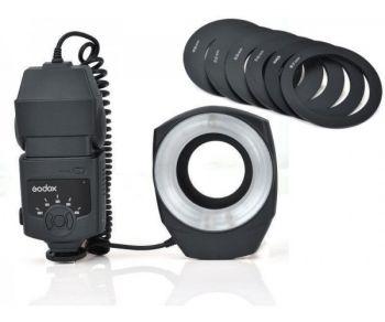Godox ML-150 Macro Ring Flash Light for Canon Nikon Pentax Olympus DSLR