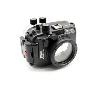 40m Meikon Canon EOS M3 Underwater Housing Waterproof Case