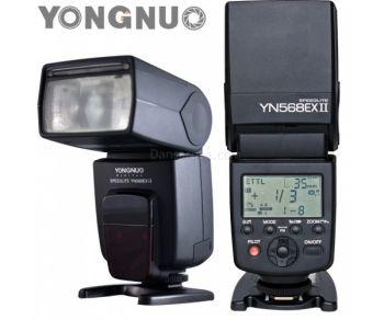 Yongnuo YN-568EX II TTL Master High Speed sync 1/8000s Flash Speedlite for CANON