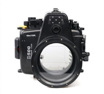 40m Underwater Housing Waterproof Case For Nikon D500 105mm