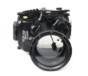 60m Waterproof Case Underwater Housing For Canon 5D Mark IV 24-105mm
