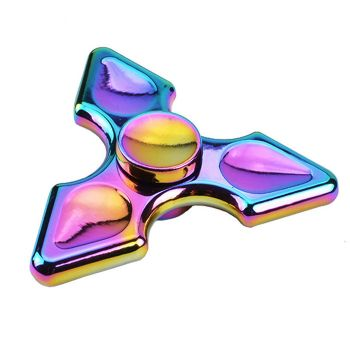 Swords Aluminum Fidget Spinners Fingertip Gyro Toy