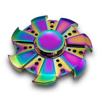 Crystal LED Fidget Spinner Finger Spinner E319