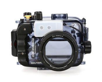 60M Meikon Sony A6500 6300 6000 Underwater Housing Waterproof Case