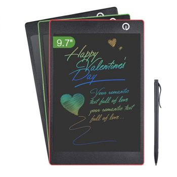 "12""LCD writing tablet handwriting pad digital drawing board"