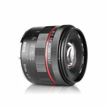 MK-50mm F1.7 Full Frame Manual Focus Lens for Nikon