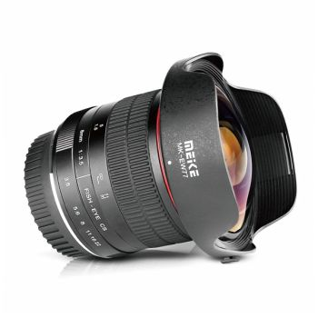 Meike 6.5mm Ultra Wide f/2.0 Fisheye Lens for Nikon N1 Camera