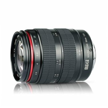 Meike 85mm f/2.8 Manual Focus macro lens for Fuji Cameras