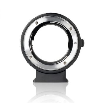 Meike MK-S-AF4 Electronic Auto Focus Adapter For Sony Mirrorless Camera to Canon EOS EF/EF-S Lense