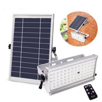 900lm Led Solar Light Outdoor Waterproof Lighting For Garden Wall
