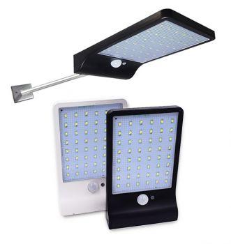 450LM 36 LED Solar Power PIR Outdoor Waterproof Lamp Garden Wall Light