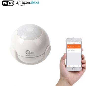 NEO WIFI Smart Switch Socket EU Plug Timing Socket Wireless Outlet Support Amazon Alexa Google Home