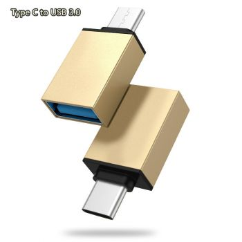 Micro USB OTG Adapter Male to USB 3.0 Charge Data Converter