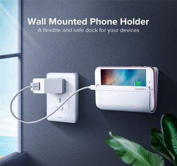 iPhone X 8 7 6 Samsung Phone Tablet Wall Mount Holder